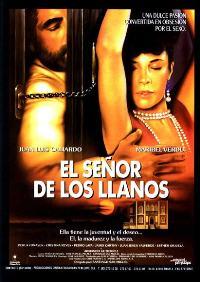 El Señor de los Llanos - 11 x 17 Movie Poster - Spanish Style A