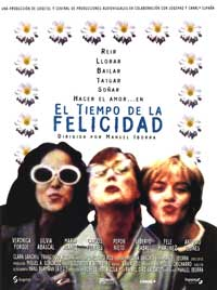 El tiempo de la felicidad - 11 x 17 Movie Poster - Spanish Style A