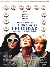 El tiempo de la felicidad - 27 x 40 Movie Poster - Spanish Style A