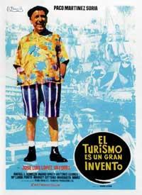 El turismo es un gran invento - 11 x 17 Movie Poster - Spanish Style A