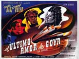 El Ultimo Amor de Goya - 43 x 62 Movie Poster - Spanish Style A