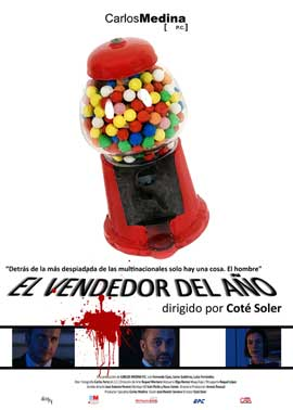 El vendedor del ano - 11 x 17 Movie Poster - Spanish Style A