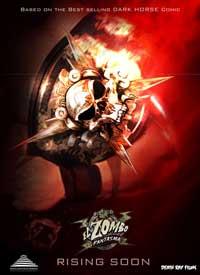 El Zombo Fantasma - 11 x 17 Movie Poster - Style A