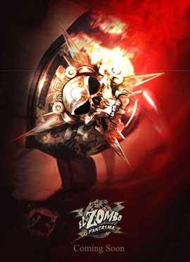El Zombo Fantasma - 11 x 17 Movie Poster - Style B