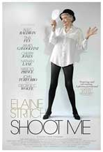 Elaine Stritch: Shoot Me - 11 x 17 Movie Poster - Style A