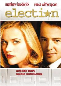 Election - 11 x 17 Movie Poster - German Style A