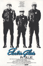 Electra Glide in Blue - 11 x 17 Movie Poster - French Style A