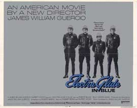 Electra Glide in Blue - 22 x 28 Movie Poster - Half Sheet Style A