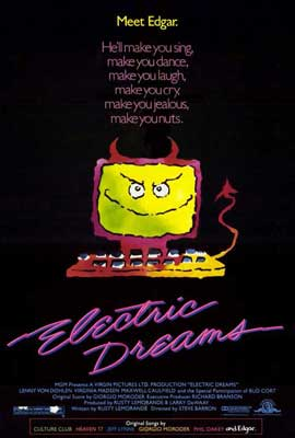 Electric Dreams - 27 x 40 Movie Poster - Style A