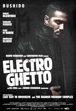 Electro Ghetto - 11 x 17 Movie Poster - Style A