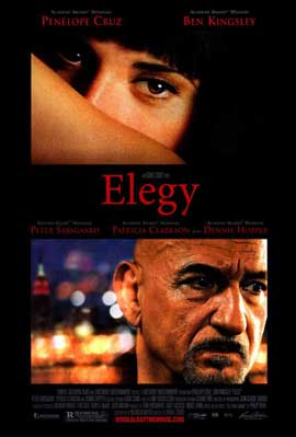 Elegy - 11 x 17 Movie Poster - Style A