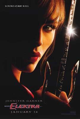 Elektra - 27 x 40 Movie Poster - Style A