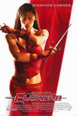 Elektra - 27 x 40 Movie Poster - Style B
