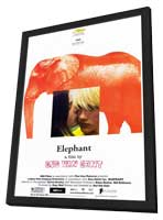 Elephant - 11 x 17 Movie Poster - Style A - in Deluxe Wood Frame