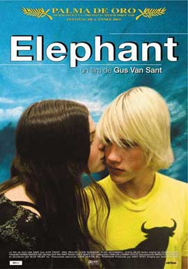Elephant - 27 x 40 Movie Poster - Spanish Style A