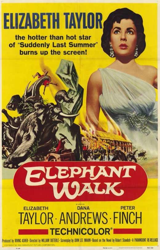 Elephant Walk movie