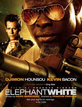 Elephant White - 11 x 17 Movie Poster - Style A