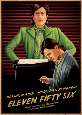 Eleven Fifty Six - 43 x 62 Movie Poster - Bus Shelter Style A