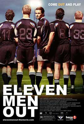 Eleven Men Out - 11 x 17 Movie Poster - Style A