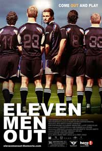 Eleven Men Out - 43 x 62 Movie Poster - Bus Shelter Style A