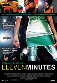 Eleven Minutes - 27 x 40 Movie Poster - Style A