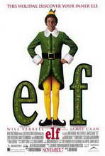Elf - 27 x 40 Movie Poster - Style A