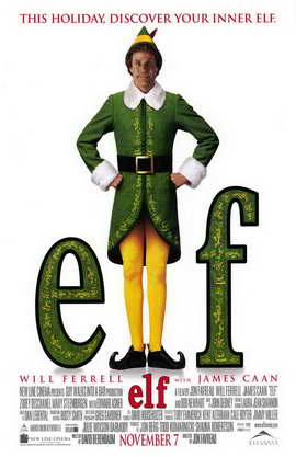 Elf - 11 x 17 Movie Poster - Style A