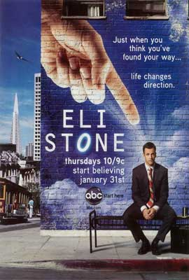 Eli Stone - 27 x 40 TV Poster - Style A