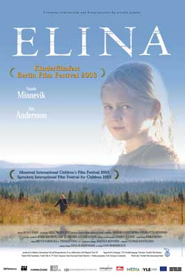 Elina - 11 x 17 Movie Poster - Style A
