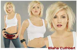 Elisha Cuthbert - 11 x 17 Movie Poster - Style A