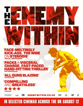 Elite Squad: The Enemy Within - 11 x 17 Movie Poster - UK Style A