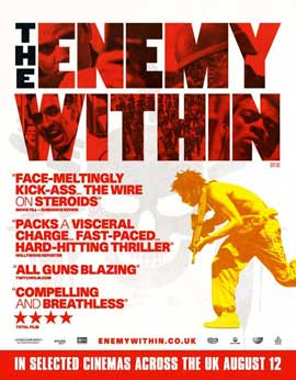 Elite Squad: The Enemy Within - 27 x 40 Movie Poster - UK Style A