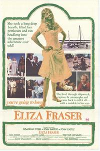 Eliza Fraser - 27 x 40 Movie Poster - Style A