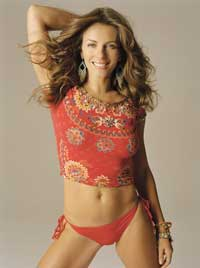 Elizabeth Hurley - 8 x 10 Color Photo #11