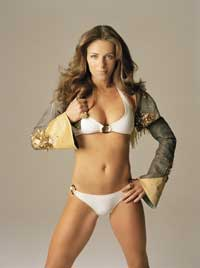 Elizabeth Hurley - 8 x 10 Color Photo #12
