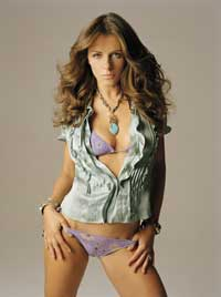 Elizabeth Hurley - 8 x 10 Color Photo #14