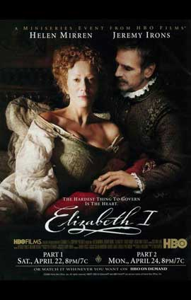 Elizabeth I - 11 x 17 Movie Poster - Style A