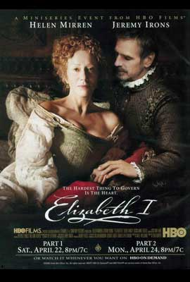 Elizabeth I - 27 x 40 Movie Poster - Style A