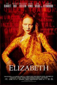 Elizabeth - 27 x 40 Movie Poster - Style C