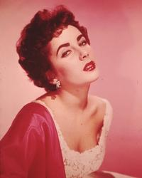 Elizabeth Taylor - 8 x 10 Color Photo #1