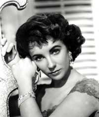 Elizabeth Taylor - 8 x 10 Color Photo #12
