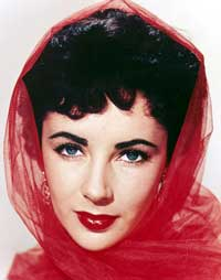 Elizabeth Taylor - 8 x 10 Color Photo #14