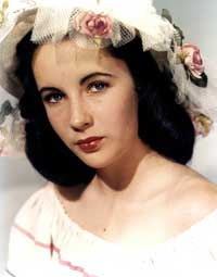 Elizabeth Taylor - 8 x 10 Color Photo #16