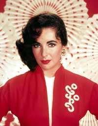 Elizabeth Taylor - 8 x 10 Color Photo #17