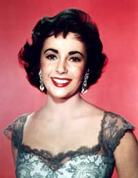 Elizabeth Taylor - 8 x 10 Color Photo #19