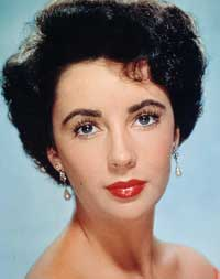 Elizabeth Taylor - 8 x 10 Color Photo #20