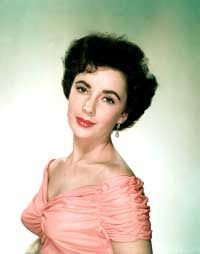 Elizabeth Taylor - 8 x 10 Color Photo #22