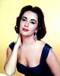 Elizabeth Taylor - 8 x 10 Color Photo #23