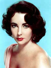 Elizabeth Taylor - 8 x 10 Color Photo #25