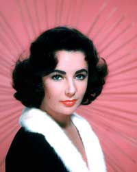 Elizabeth Taylor - 8 x 10 Color Photo #27